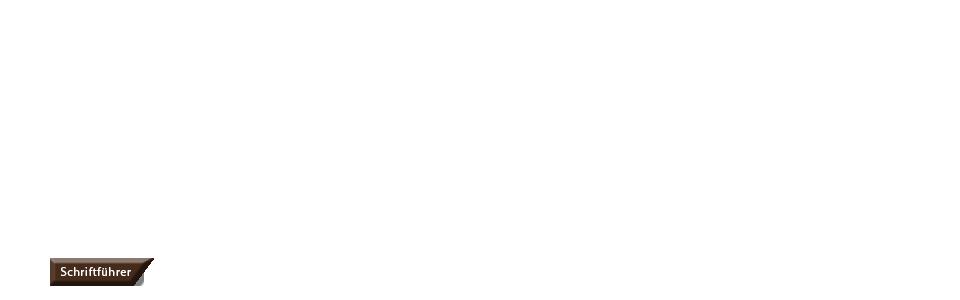 Schriftführer